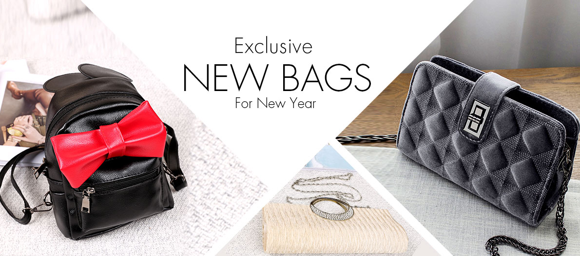 Dresslink's new collection of bags,up to 60% off.