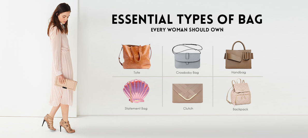 Creative Types Of Bags | How To Style | Pinterest | Bags Buckets And Style