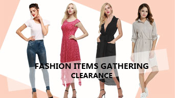 Fashion Items Gathering
