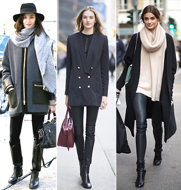 5 Winter Staples Every Working Woman Should Own