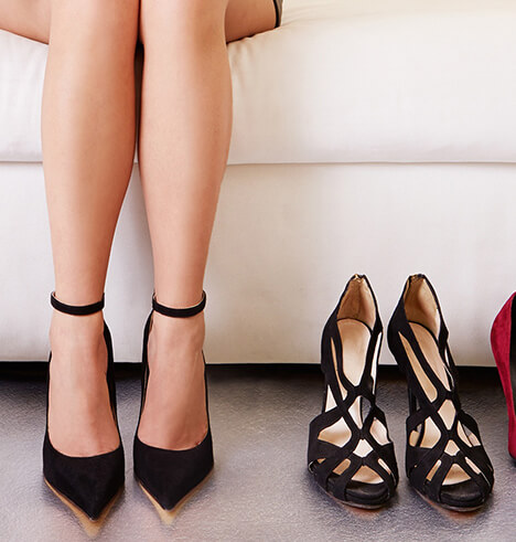 TIPS FOR WEAR KILLER HEELS