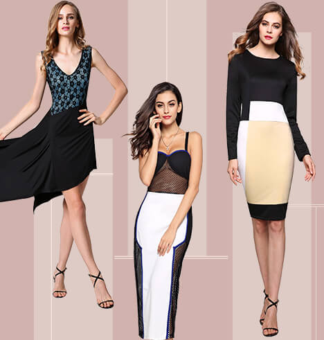 DRESSES FINEJO FOR ANY OCCASION