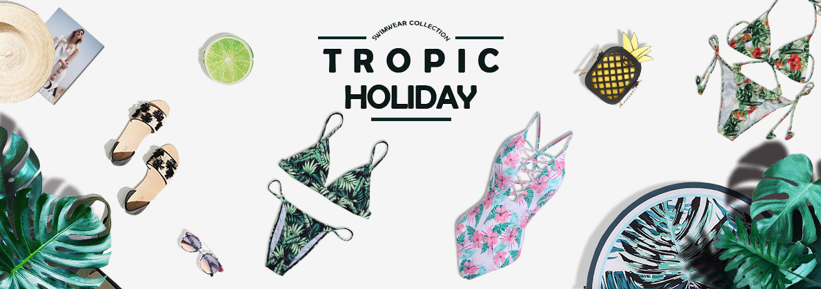 Dresslink | Tropic Holiday