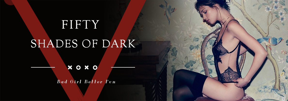 FIFTY SHADES OF DARK|DRESSLINK.COM