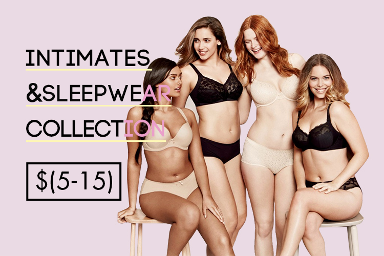 Dresslink |  Intimates&Sleepwear Collection