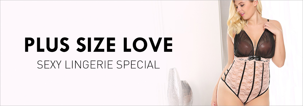 Plus Size Love | Dresslink.com