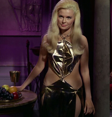 HOW STAR TREK INFLUENCES FASHION