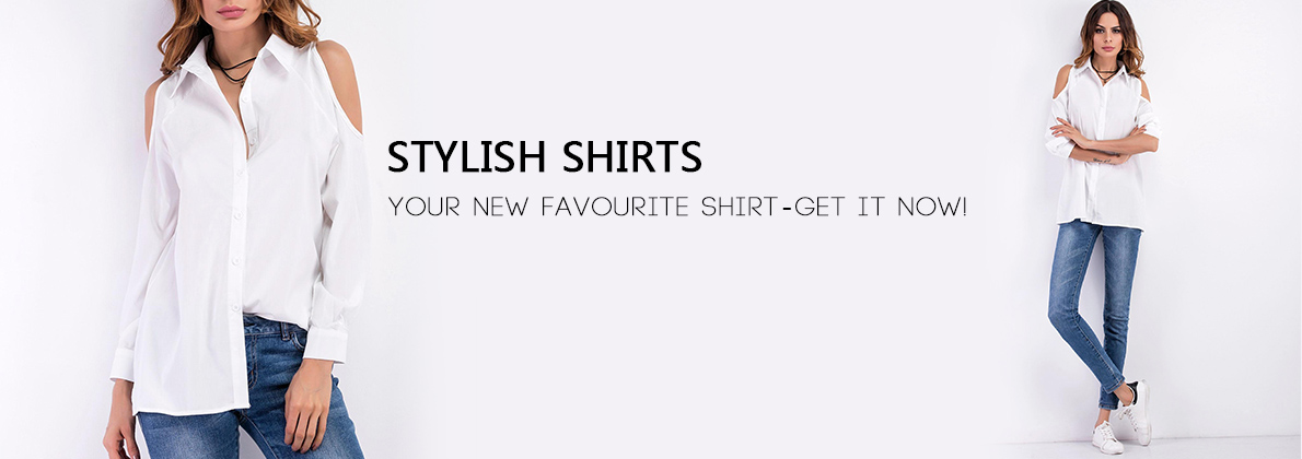 Stylish Shirts|Dresslink