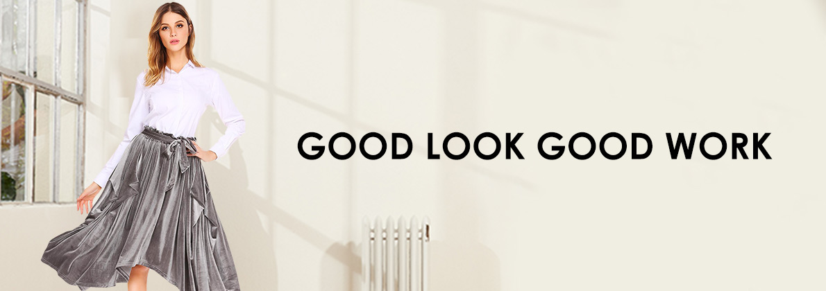 Good Look Good Work | Dresslink