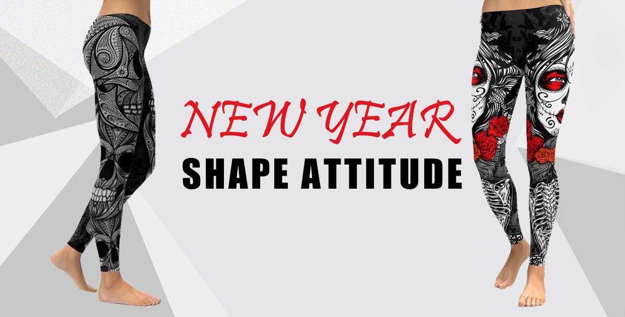 New Year Shape Attitude | Dresslink