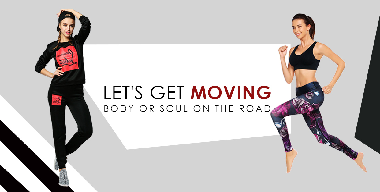 Let's Get Moving | Dresslink