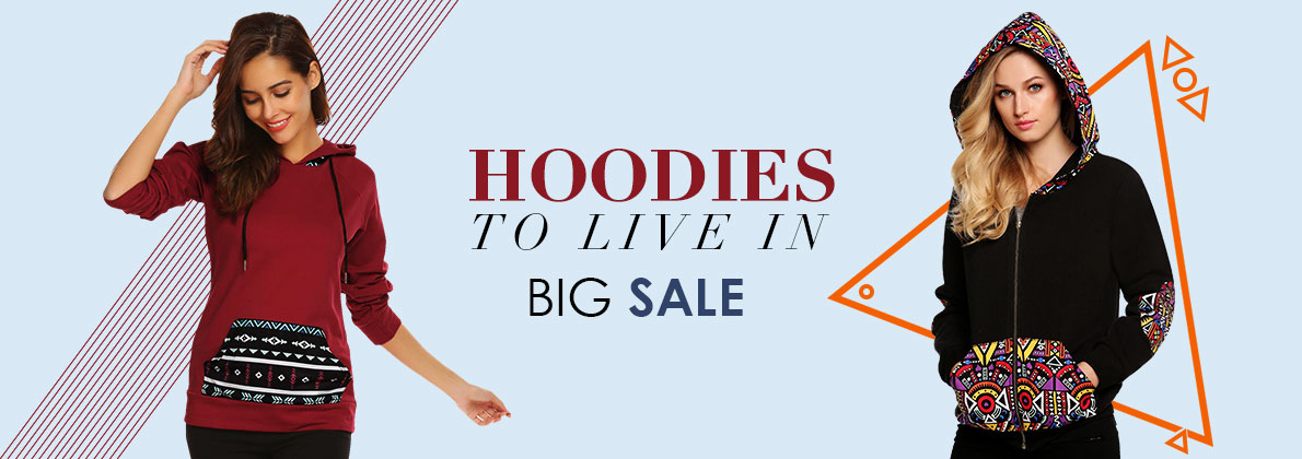 Hoodies to Live In | Dresslink