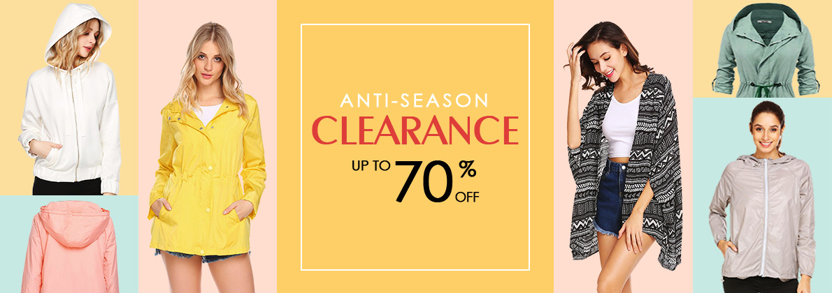 Anti-Season Clearance | Dresslink